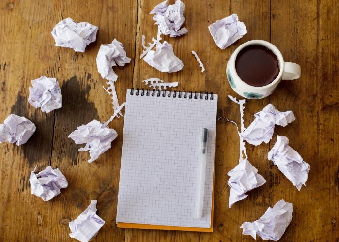 notas y café