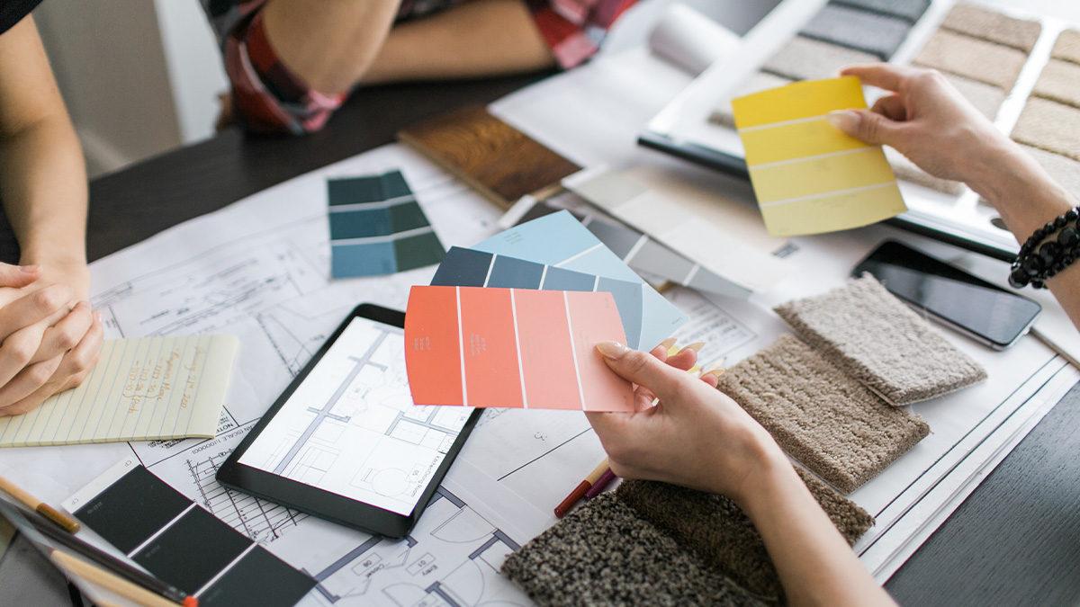 Tips para ser un buen diseñador de interiores