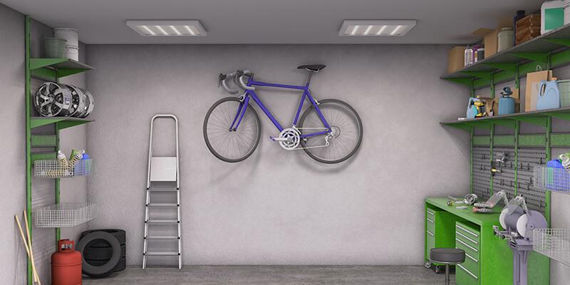 Tips para trabajo de limpieza en garaje