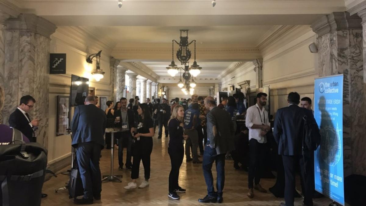 asistencia al Europe Conference 2018