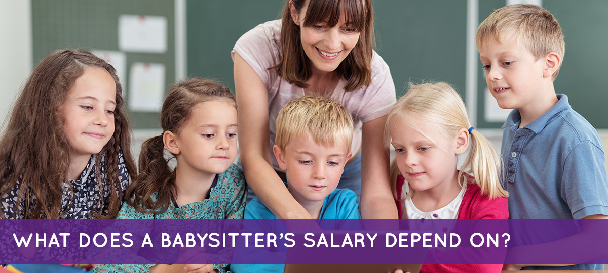 Babysitter's salary