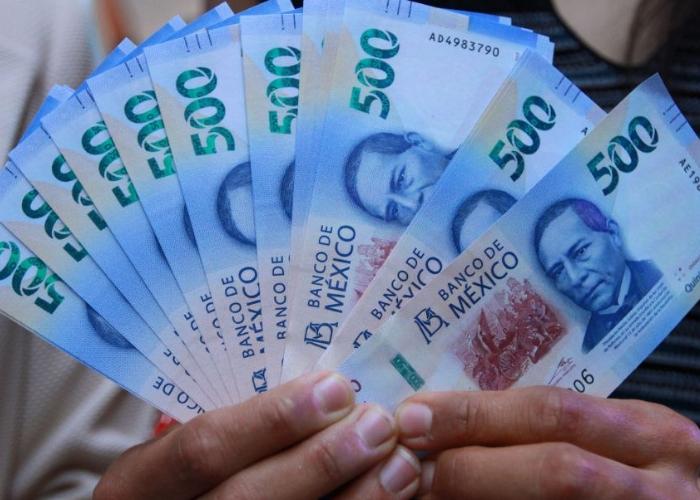 nuevos billetes de $500