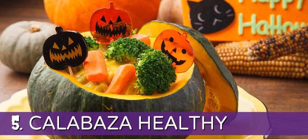 calabaza healthy