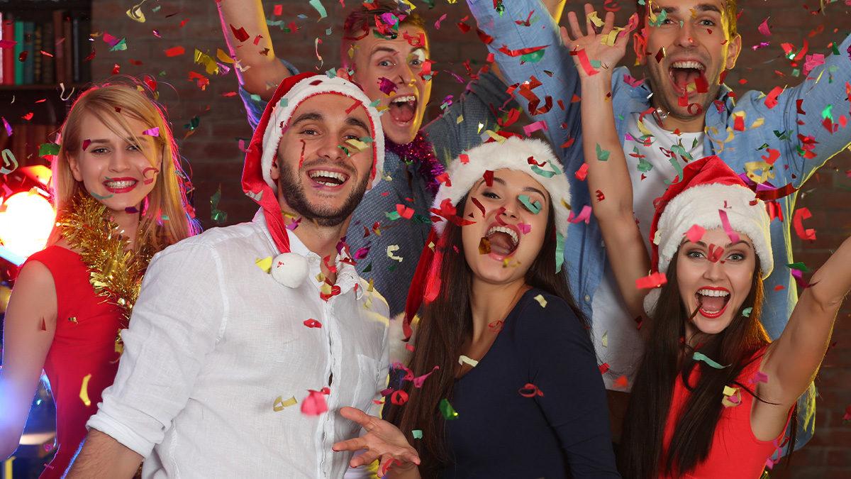 Fiestas de empresa: El look perfecto