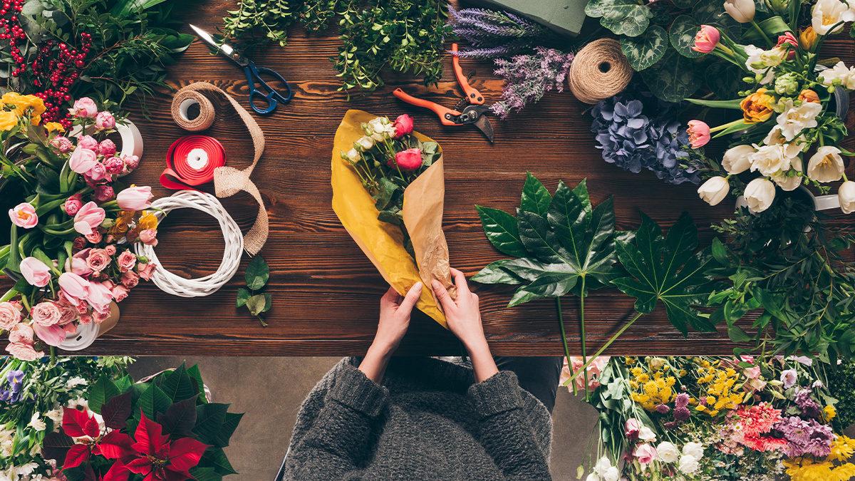 ¿Cuánto cuesta un florista?