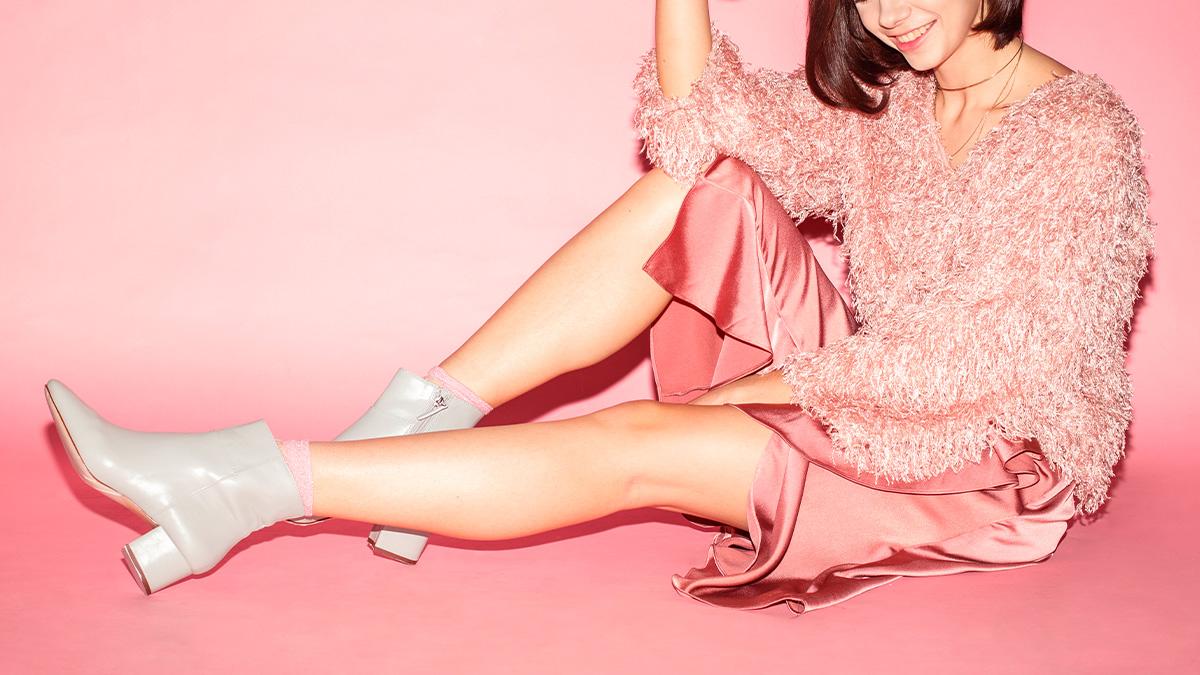 Look juvenil en rosa