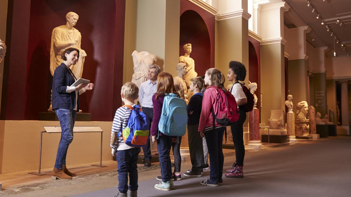 Guía de museos